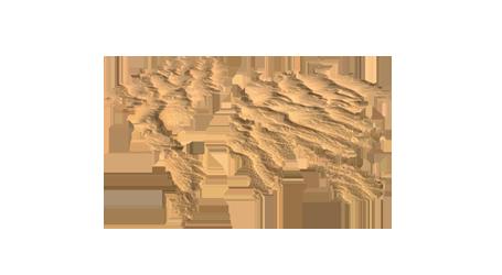 Карта песок